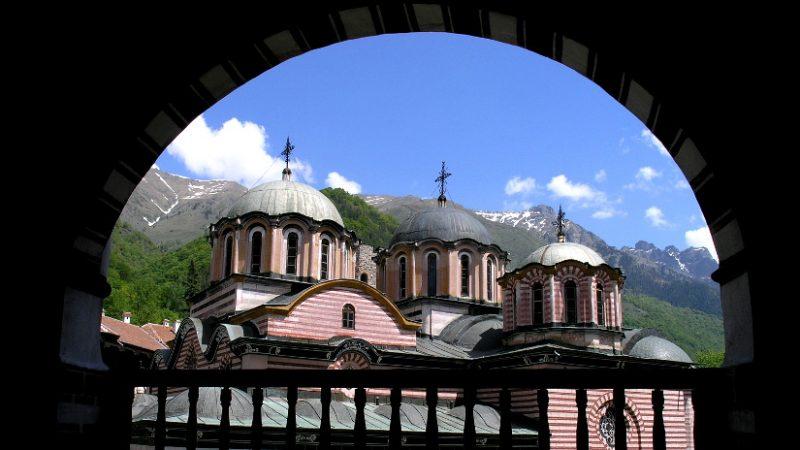 Rila Monastery Summer