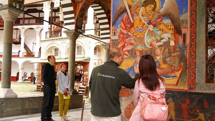 Guided Rila Monastery