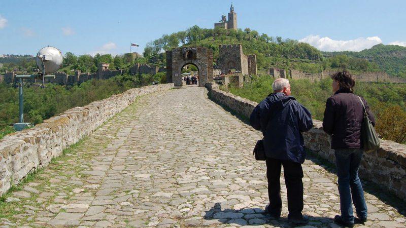 Veliko Tarnovo guided