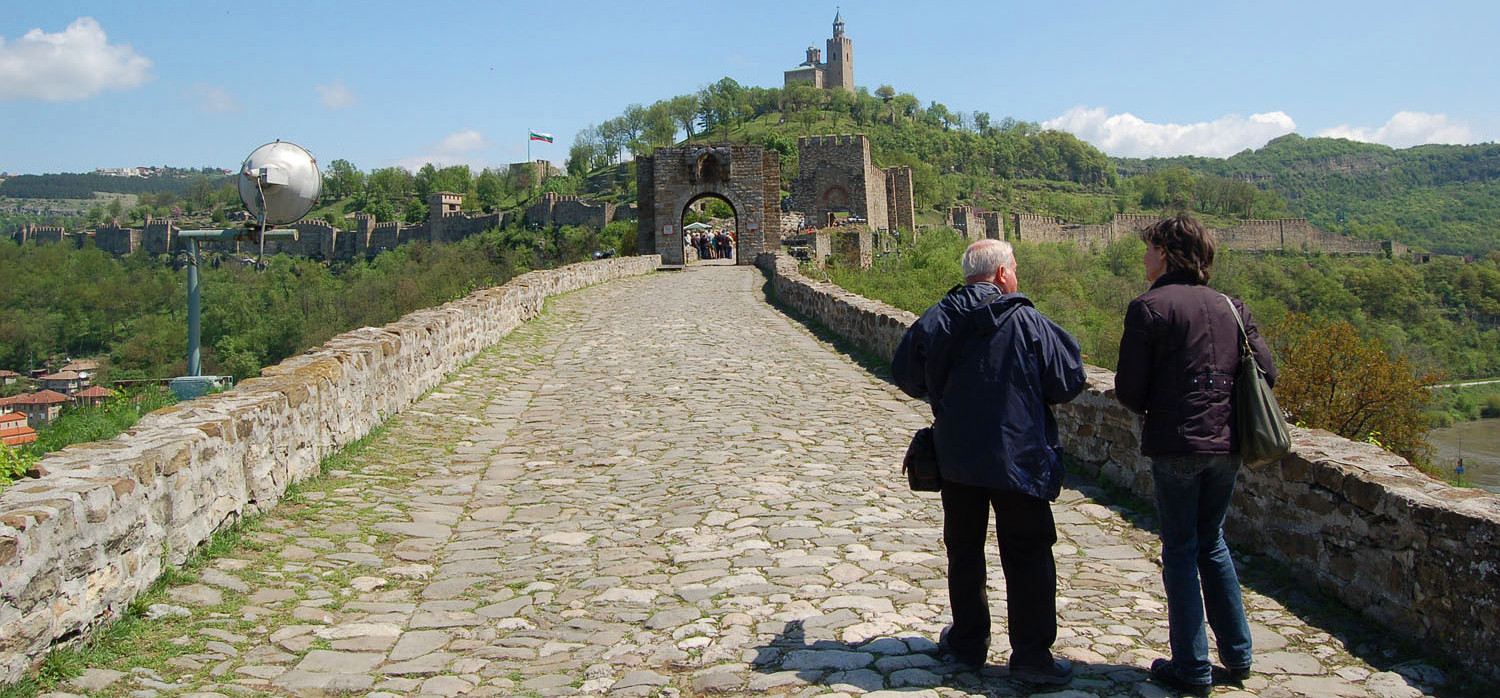 Veliko Tarnovo guided