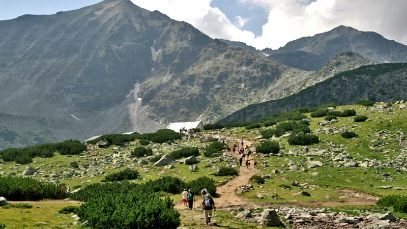 Hiking tours Rila mountain