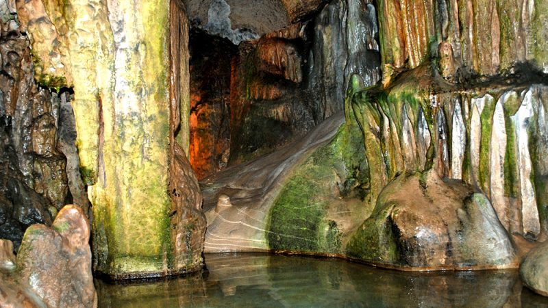 Ledenika cave Bulgaria